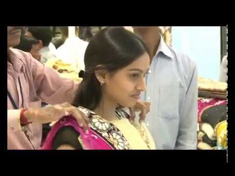 NEERUS SHOPPING MALL IN HYDERABAD   WOMEN SHOPPING INSIDE EXCLUSIVE