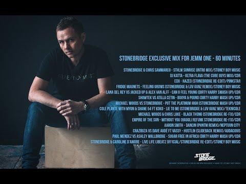 StoneBridge Exclusive DJ Mix for Jemm One – 60 Minutes (HD)