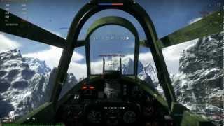 War Thunder: World of Planes - Hurricane Mk II Gameplay