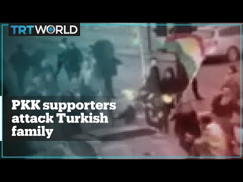 PKK sympathisers attack Turkish family in Norway's Oslo