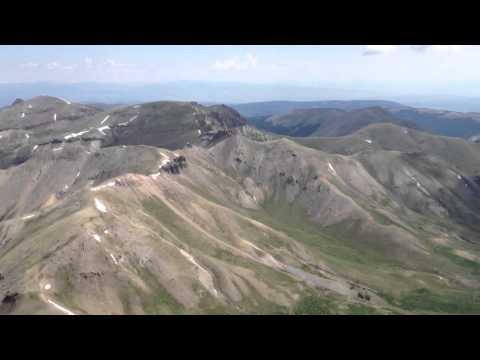 Summit, Uncompahgre Peak
