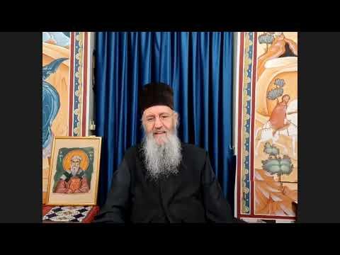ნავპაკტოსის მიტროპოლიტი იეროთეოს ვლახოსი გონიერი ლოცვის შესახებ, ამონარიდი შეხვედრიდან, 06.09.2021