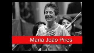 Maria João Pires: Chopin - Waltz No. 7 in C sharp minor, Op. 64 No. 2