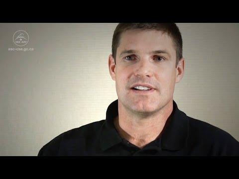 Rencontrez l'astronaute canadien Jeremy Hansen