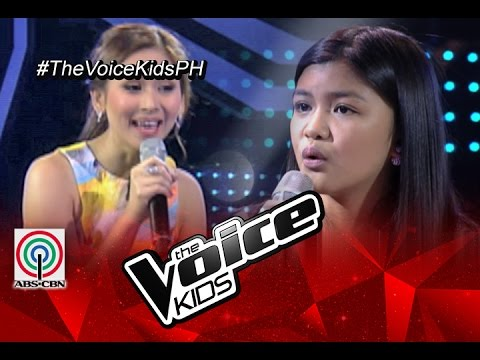 "The Voice Kids Philippines 2015: Anika sings ""Kilometro ..."