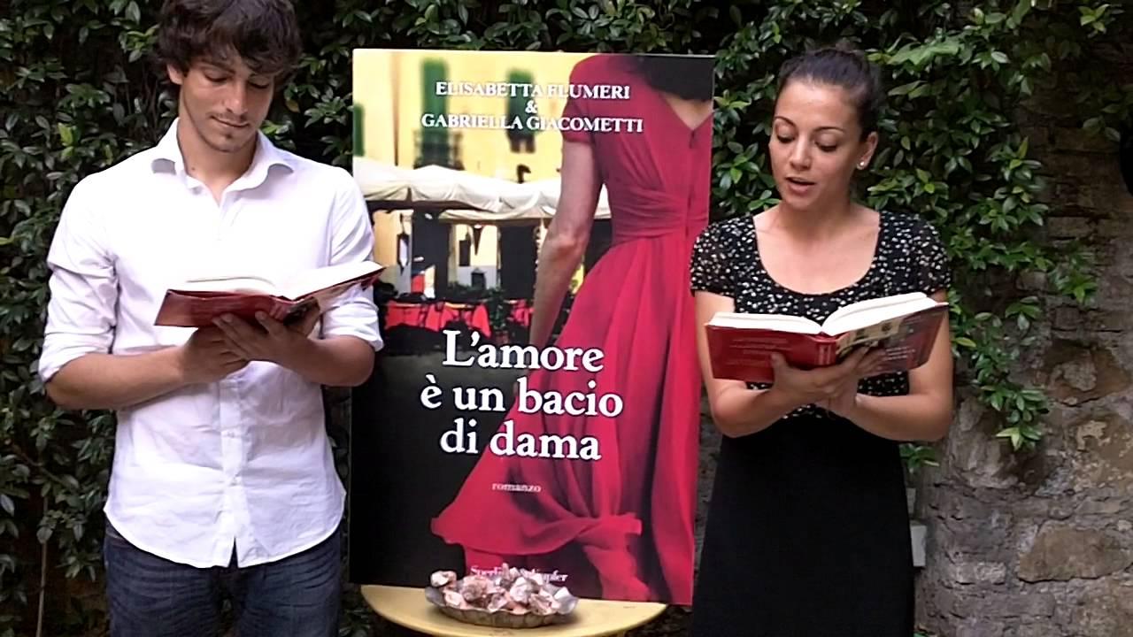 new product a0e6c fe9ff Claudia Guidi e Filippo Andreetto L'AMORE E' UN BACIO DI DAMA