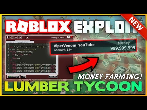 NEW LUMBER TYCOON 2 EXPLOIT: MONEY FARMING (LIMITED TIME!) UNLIMITED MONEY FARMING FROM QUICK-SELL!
