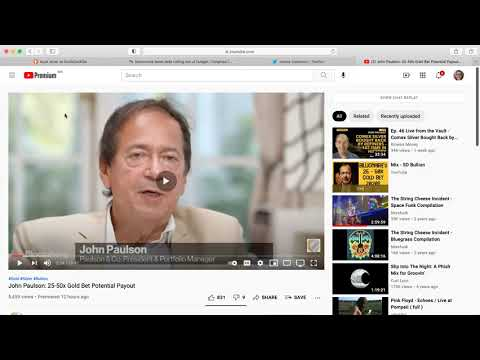 What would John Paulson think about this silver video