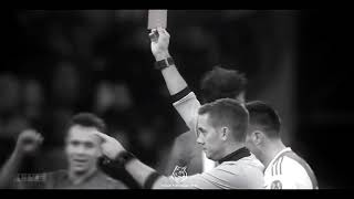 Muller Red Card Vs Ajax