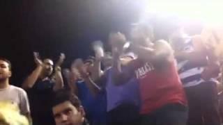 Greek Cypriot Fans chanting  Marcos Baghdatis VS Wawrinka Round 2 Australian Open 2012