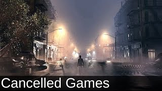 Gambar cover Games That Were Canceled & Games That Could've Been Made But Never Were