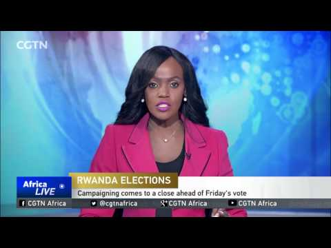 Rwanda: Campaigning comes to a close ahead of Friday's vote