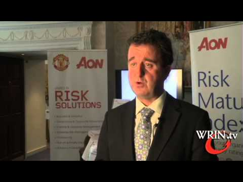 """""""EIF 2012 on WRIN.tv: An interview with Stephen Cross, Chairman of Aon Global Risk Consulting (AGRC)"""