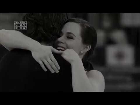Tessa Virtue & Scott Moir ~ darling, you look perfect ♡