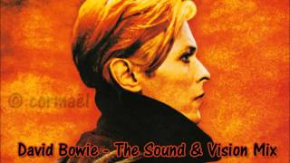 David Bowie || Sound & Vision (David Richards 1991 Remix)