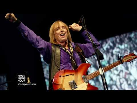 Remembering Tom Petty, a rock legend who connected