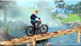 BMX Boy Bike Stunt Rider Game - Gameplay Android game - BMX bike racing games