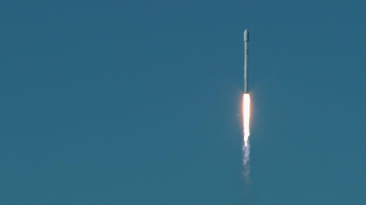 spacex falcon v1.1 vandenberg arrives - photo #28