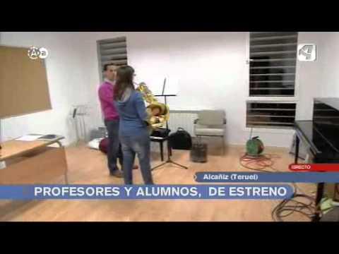 Aragón en Abierto 081110 Conservatorio Alcañiz