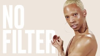 Gambar cover 5 People Try Rihanna's Fenty Body Lava on Different Skin Tones | No Filter | ELLE