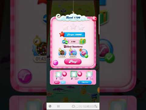 Candy Crush Unlimited Free Boosters