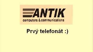 Nahnevany zakaznik vola na Antik hotline