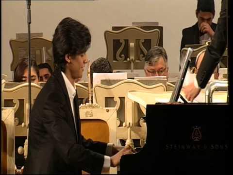 Murad Abasov.  F.Liszt Piano Concerto No. 1, E-flat Major