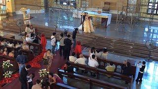 Rolly & Aileen Church Wedding