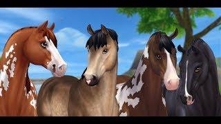Покупка лошади на начальном аккаунте! Новые Юрвикские Чистокровные! Star Stable Online