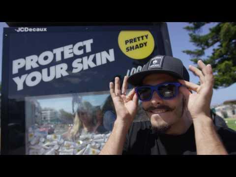 Skin cancer  protection - Pretty Shady 2017