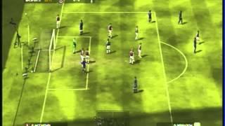 RhapsodyGamerz-Fifa 08- Xbox 360 Gameplay [ITA]