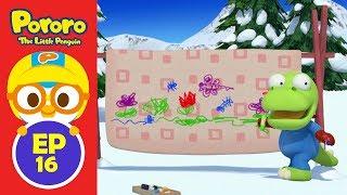 Ep16 Pororo English Episode | Our Playground | Pororo the Little Penguin