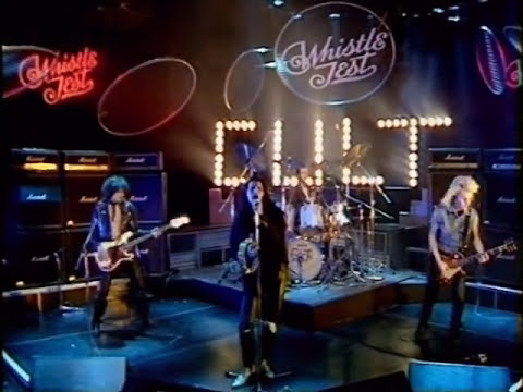 The Cult  The Old Grey Whistle Test 1987