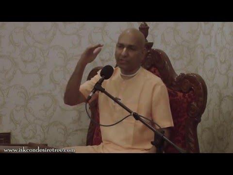 Question Answer Session by Shikshastakam Prabhu at ISKCON Nasik on 11th April 2016