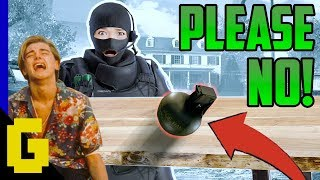 Best death reactions ever - Rainbow Six Siege: Funny & Epic moments #3