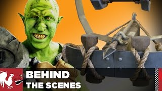 RT Shorts - Behind the Scenes: Orcs Must Live