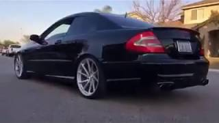 Mercedes-Benz CLK55 AMG, W209 5.5 V8