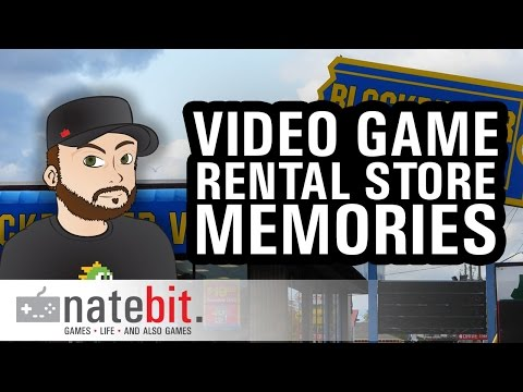 Memory Bank: Video Game Rental Stores