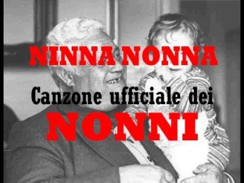 Canzone dei Nonni - NINNA NONNA di Igor Nogarotto