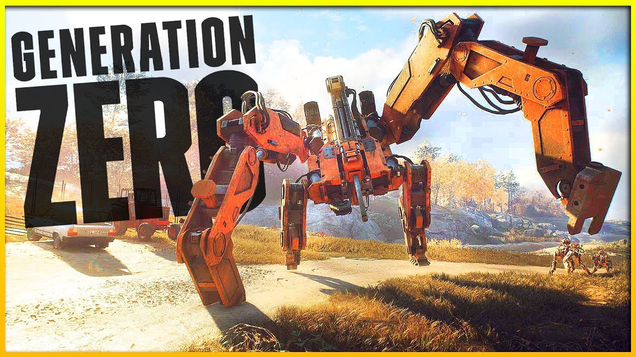 Generation Zero – The Open World Mech Game You Have Been Waiting For! (Generation Zero Gameplay #1)