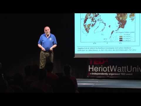 """Arctic Amplification"" of Global Warming | Prof. Philip Wookey | TEDxHeriotWattUniversity"
