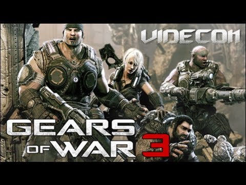 Gears Of War 3 Análisis (Review)