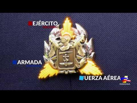 Distintivo del Comando General de las Fuerzas Militares