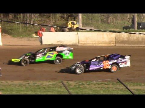 Econo Mod Heat Two | Eriez Speedway | 5-14-17