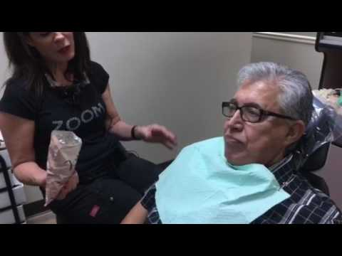 Yes! You can eat with Snap-on Smile! Houston Cosmetic Dentist does hundreds!