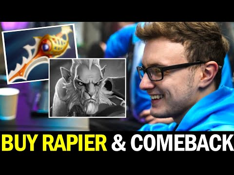 MIRACLE vs ILTW — Rapier Intense Comeback Game