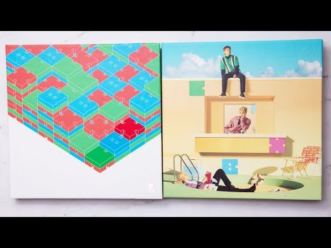 Unboxing | EXO-CBX Mini Album Vol. 2 - Blooming Days (Blooming + Days Version)