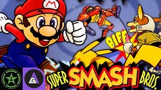 Let's Play - Super Smash Bros. with Game Attack