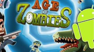Test : Age of Zombies pour Android et iPhone (jeu) - par Test-Mobile.fr