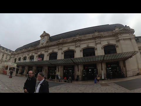 Gare Bordeaux St Jean - Bordeaux Train Station